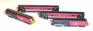 Nieuwe Engelse trein