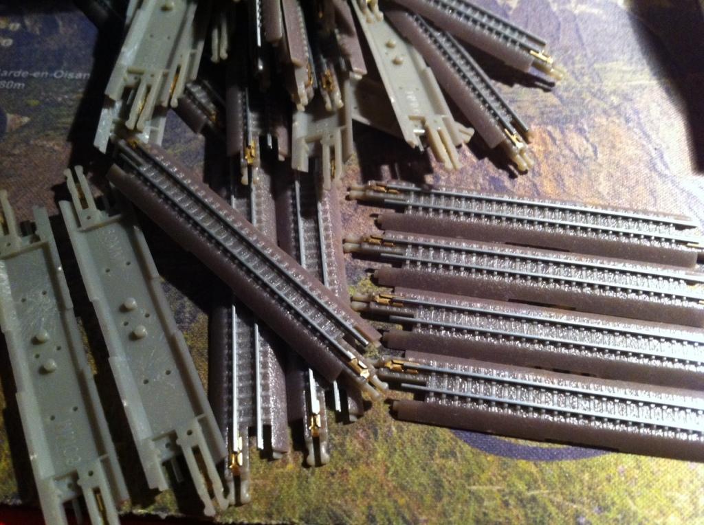 t-gauge rails tk