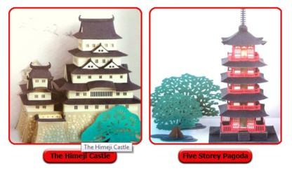 japanse bouwpakketjes