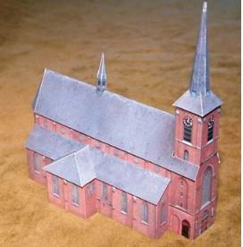 t-gauge nederlandse kerk